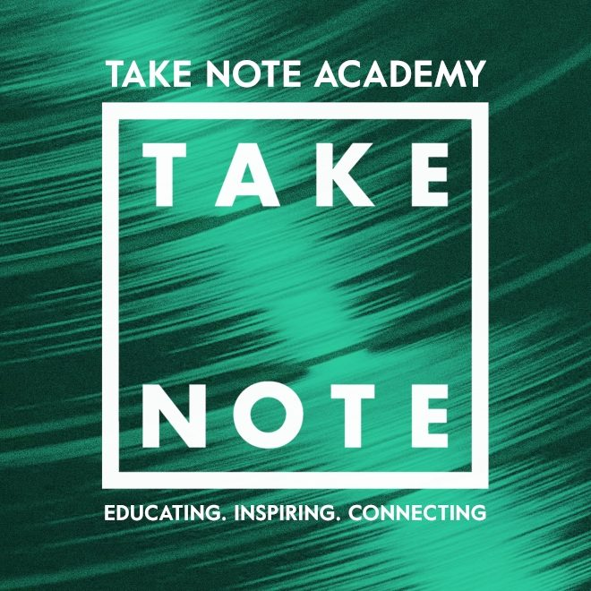 Heidi, Moxie and more to talk at the Take Note Academy