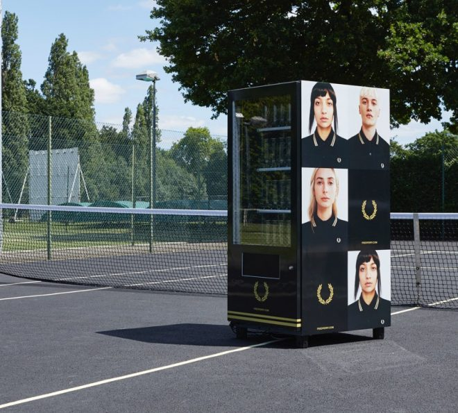 Introducing The Fred Perry Tennis Championship