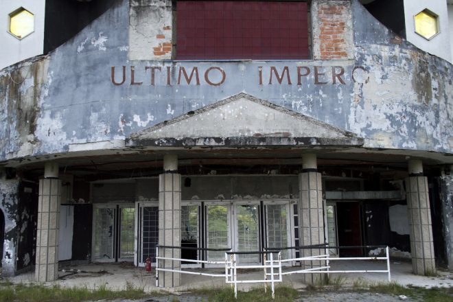 15 photos of Italy's abandoned nightclubs