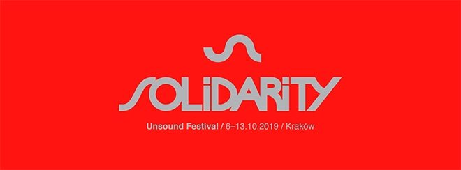 Unsound Kraków announces first wave of artists for 2019 edition