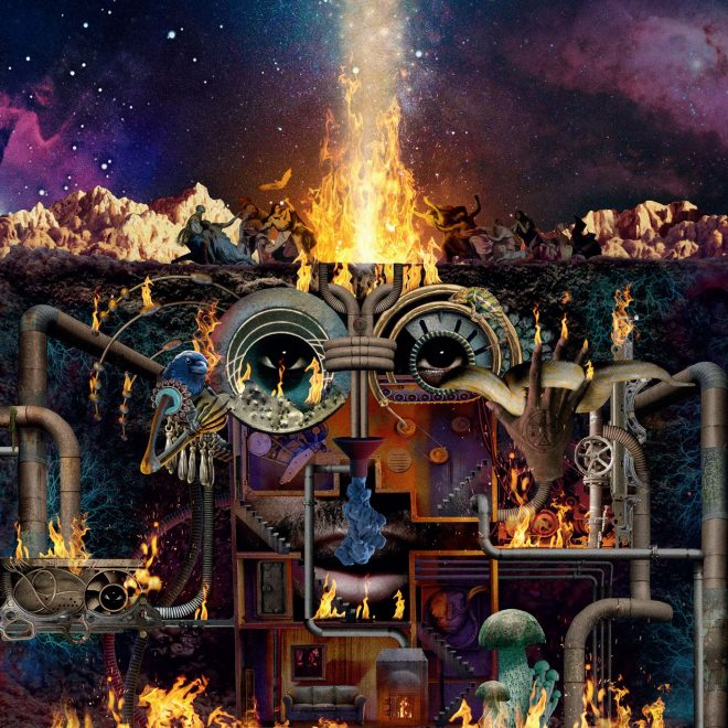 ​Flying Lotus announces new album 'Flamagra' on Warp