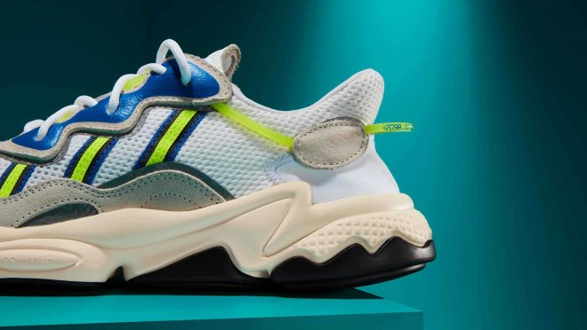 adidas unveils its 90s rave-inspired trainer