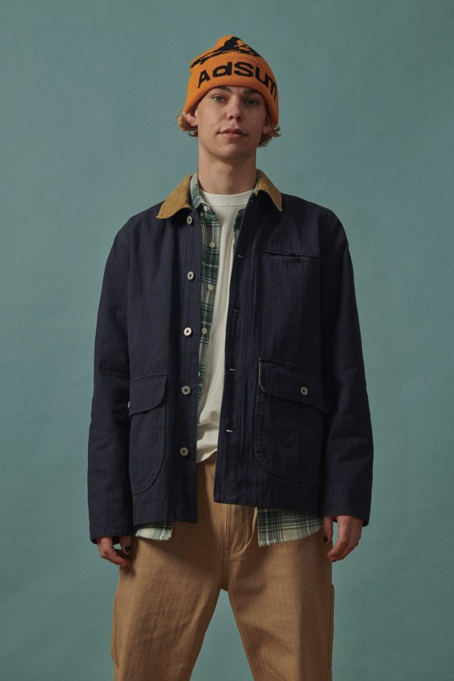 Adsum release harvest season-inspired collection for AW19
