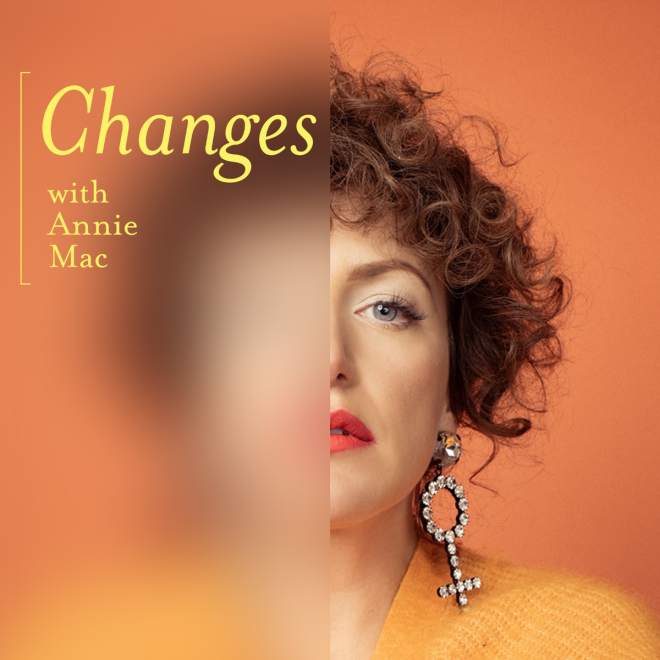 Annie Mac is launching a new podcast examining societal changes