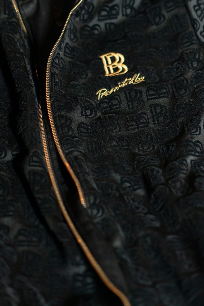 Ben Baller and Presented By team up for capsule collection