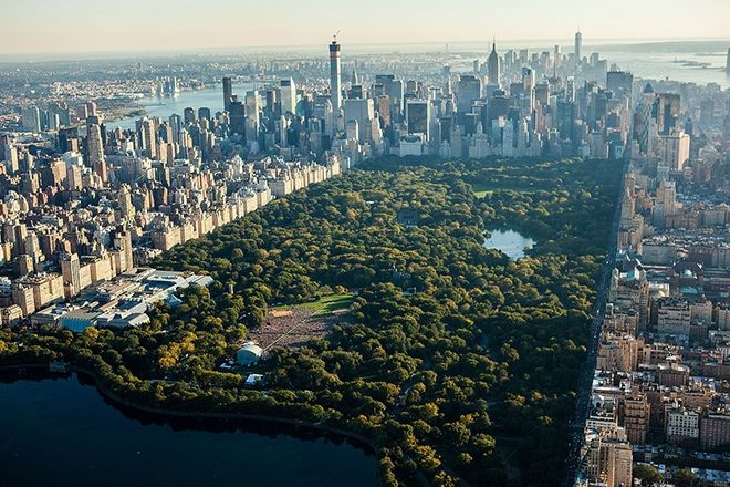 60,000 person festival planned for New York's Central Park this summer