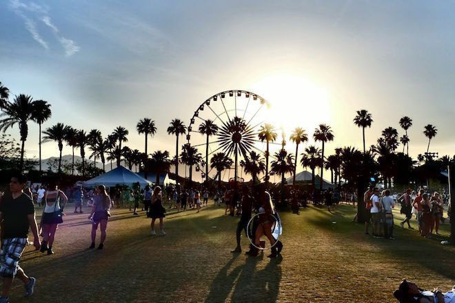 Coachella announce headliners for 2022 and 2023 festivals