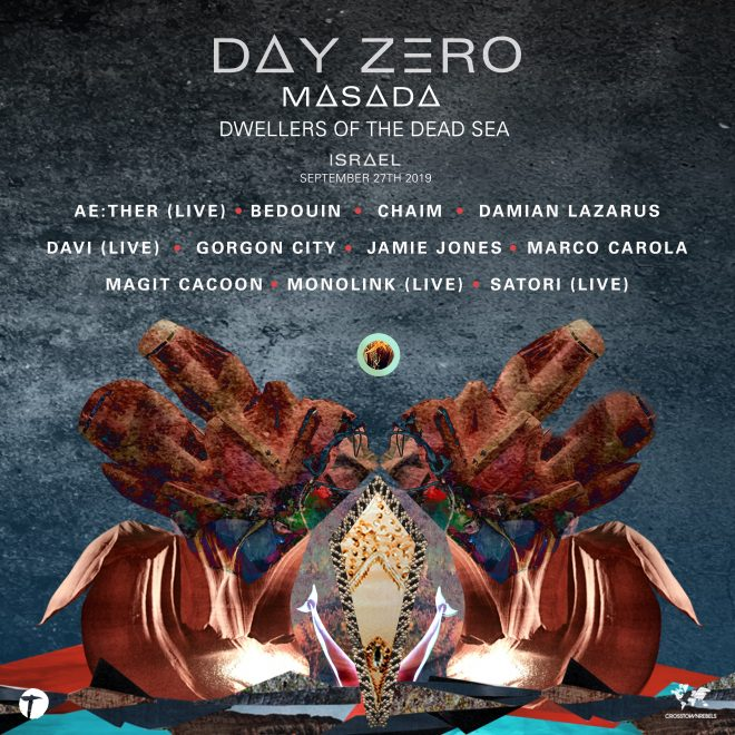 Damian Lazarus announces line-up for Day Zero: Masada