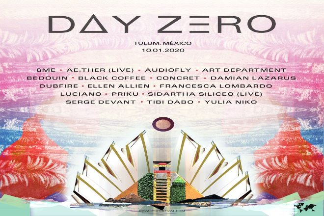 Day Zero introduces 2020 line-up for another year in Tulum