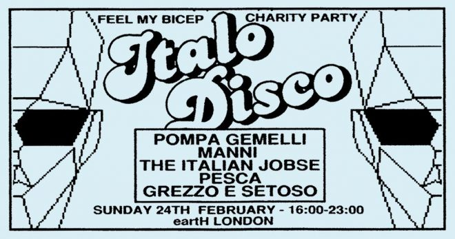 Bicep are heading to EartH for an Italo Disco-themed fundraiser