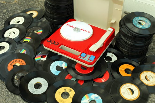 A hacker is turning Fisher-Price turntables into workable DJ decks