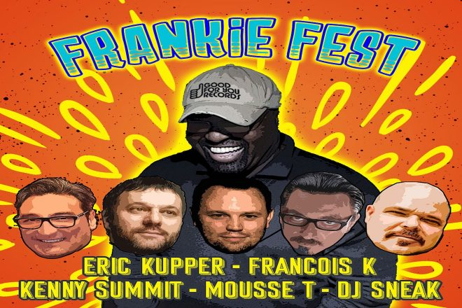 Frankie Knuckles Foundation launching new event at ADE