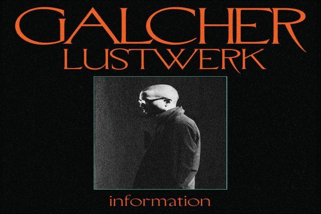 Galcher Lustwerk is releasing a new album on Ghostly