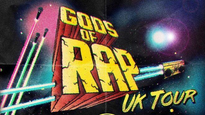 Wu-Tang Clan, Public Enemy and De La Soul unite for epic UK tour