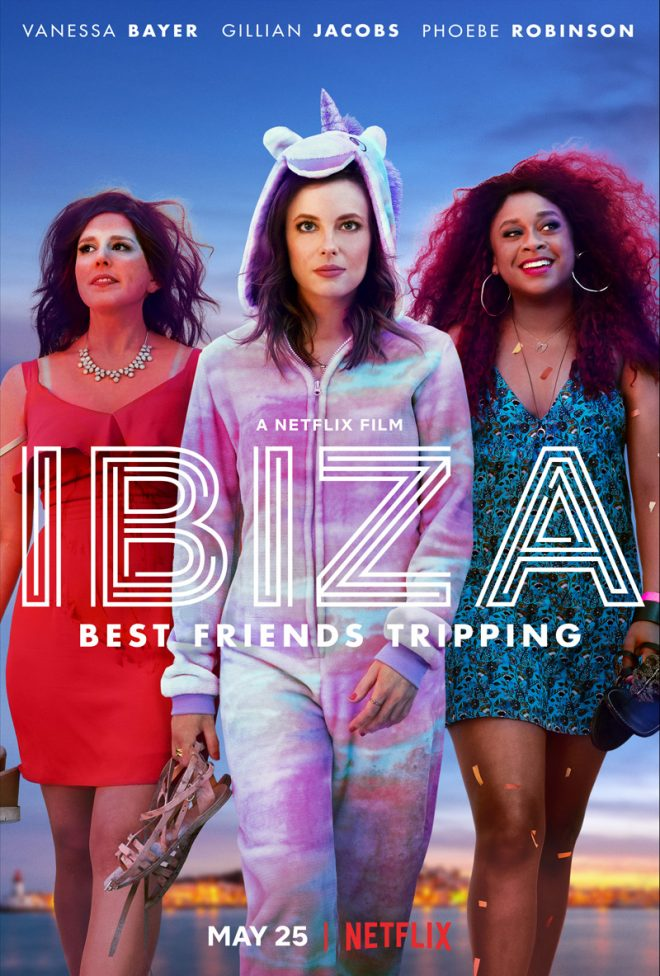 Netflix is releasing a comedy film called IBIZA next month