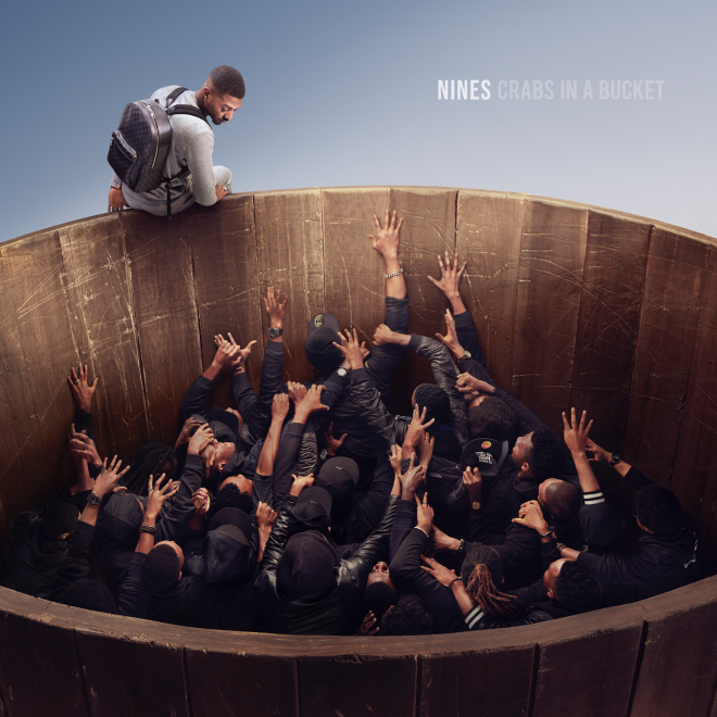 Nines' new album 'Crabs In A Bucket' comes out this month