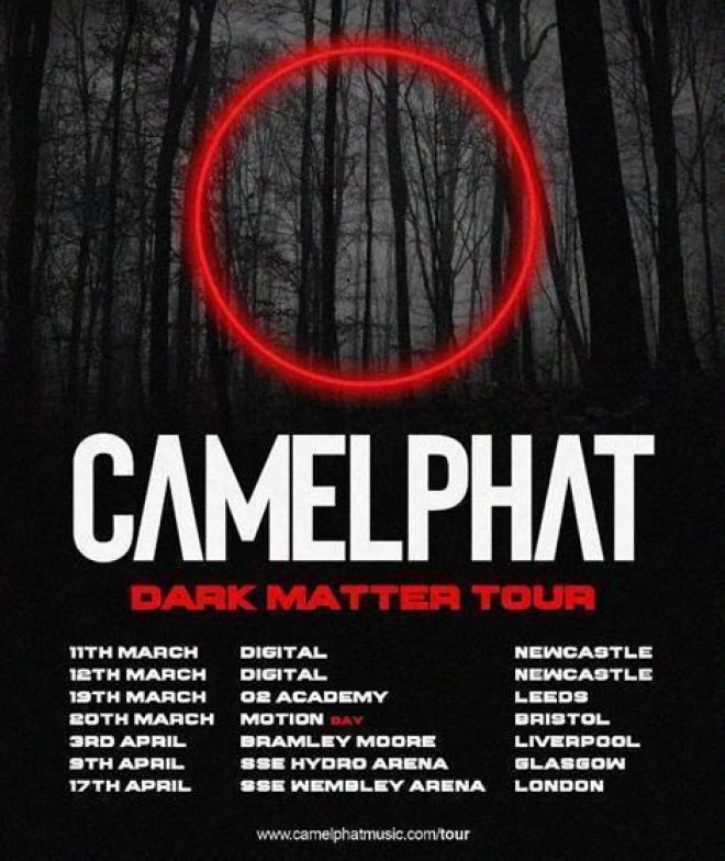 CamelPhat announce Wembley Arena headline show