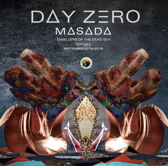 Damian Lazarus is bringing Day Zero to the Dead Sea