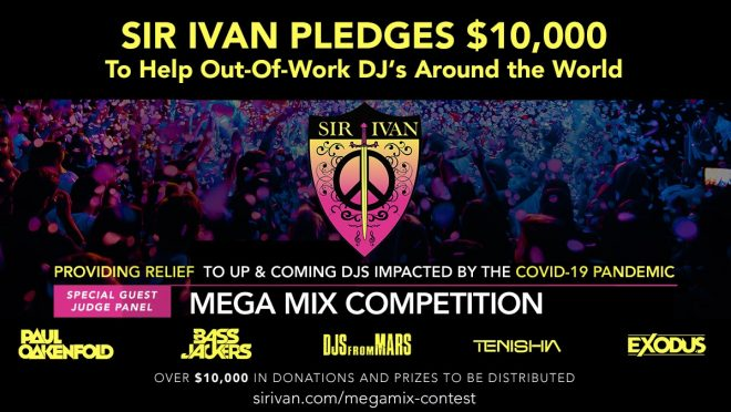 DJs worldwide: you're in with a chance of winning $1,000 in this DJ competition