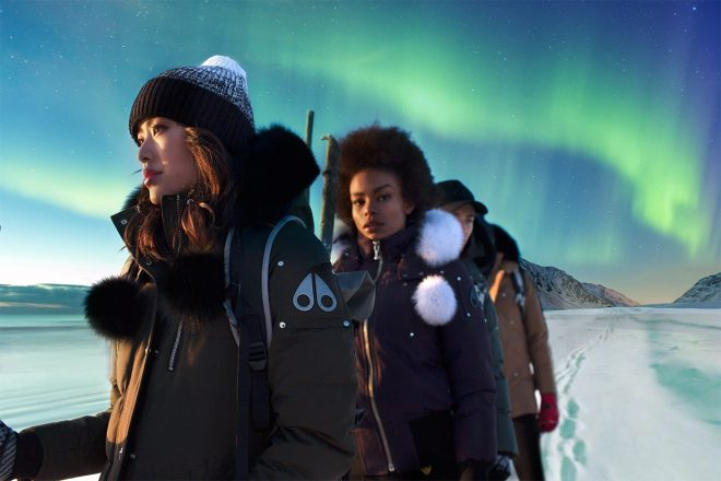Moose Knuckles Explores the Sacred Glacier for AW19 Campaign