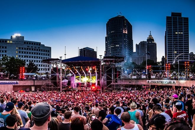 The greatest things about Movement Detroit