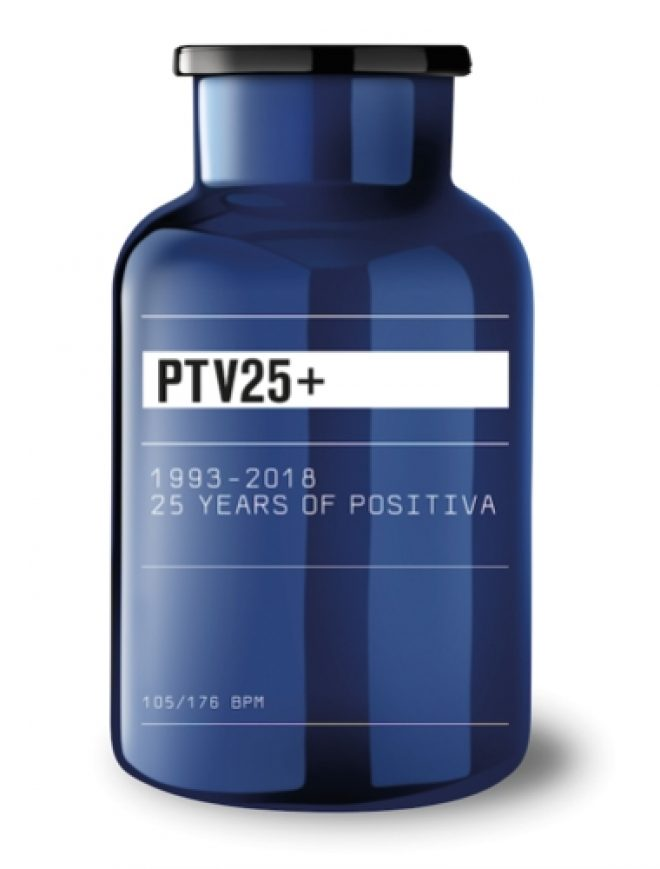 Positiva Records is celebrating its 25th birthday with a greatest hits release