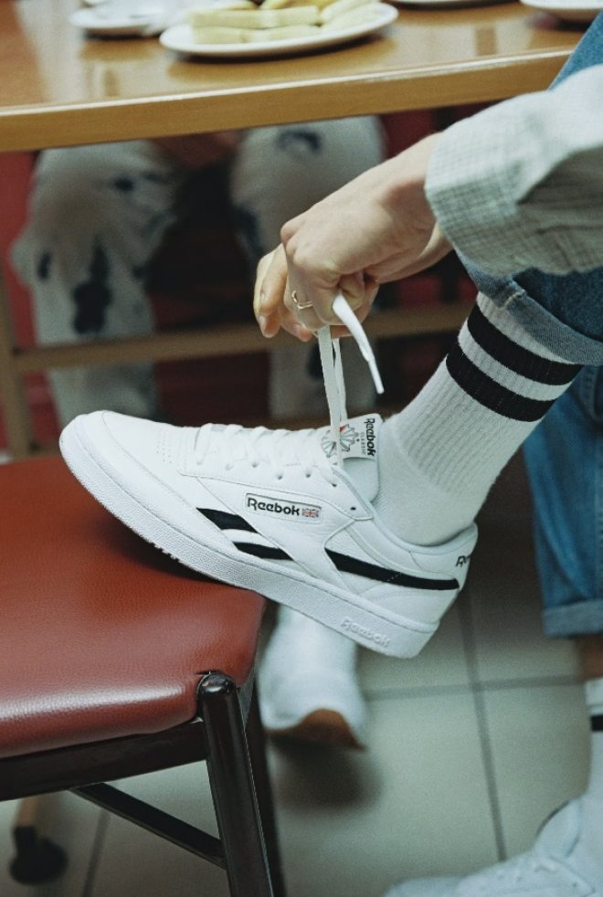 Reebok Classic brings sneaker culture back to its roots with the Club C