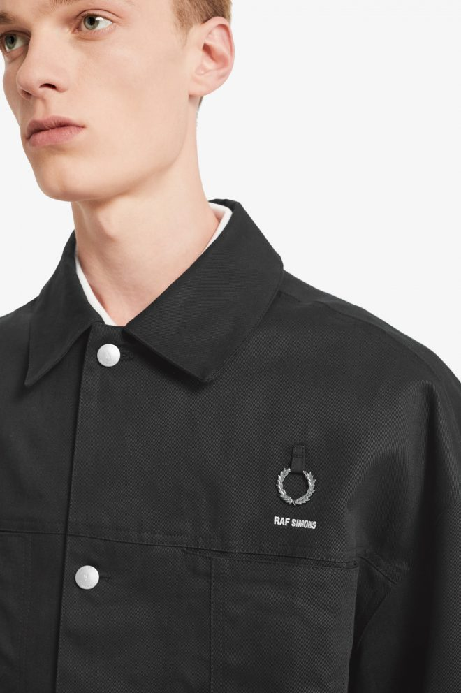 Fred Perry and Raf Simons release a collection inspired by the Energy  Youth