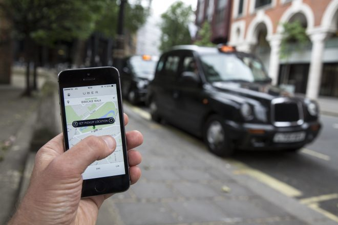 Uber's licence in London will not be renewed