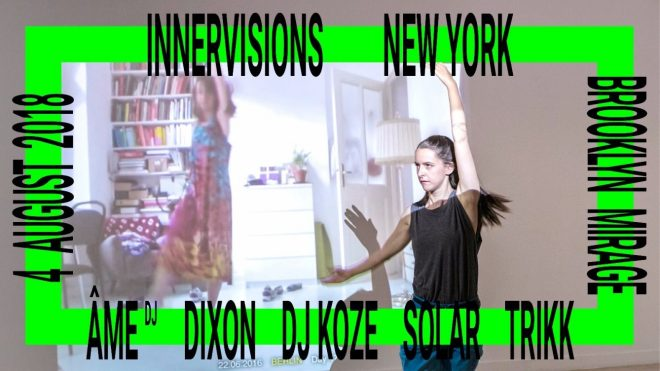 Innervisions' NYC debut brings Dixon, Âme and DJ Koze until sunrise at The Brooklyn Mirage