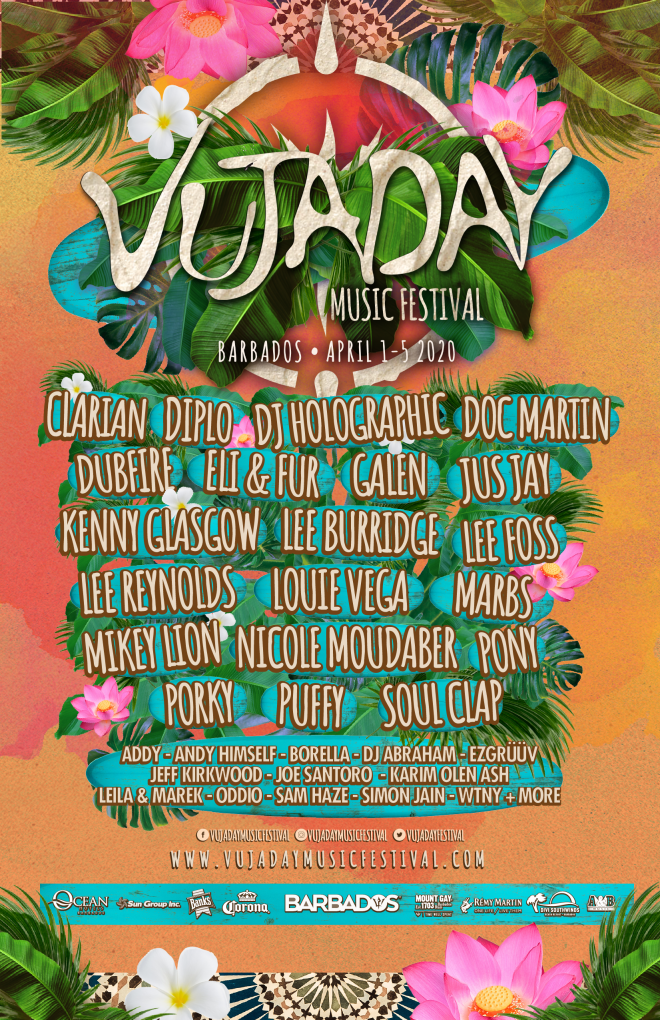 Vujaday Festival returns to the Caribbean for an adventure in paradise