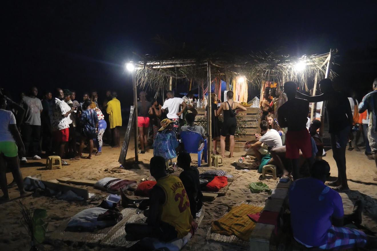 One dance: Ghana's Asa Baako is the festival set on uniting